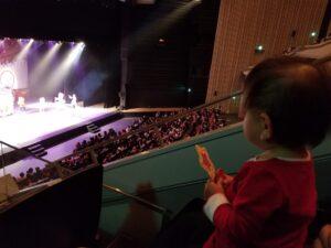 しまじろうコンサート通常席